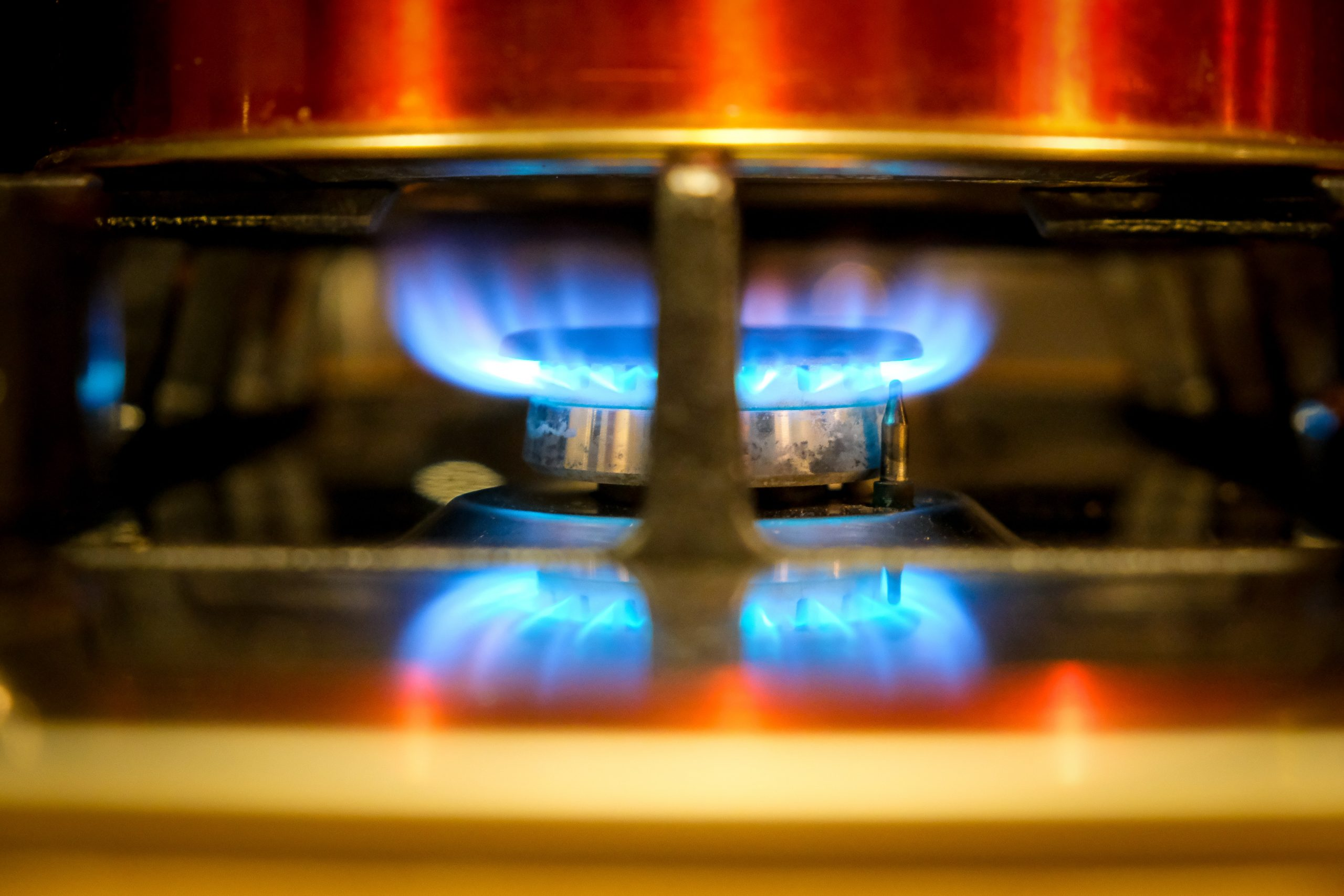 Commercial catering gas certificate